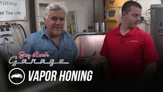 Vapor Honing - Jay Leno's Garage