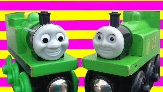 Oliver - Thomas The Tank Engine & Friends - Character Fridays - Wooden Toy Train Railway Review