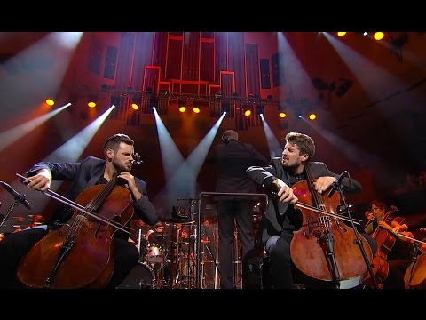 2CELLOS  Theme from Schindlers List   at Sydney Opera House