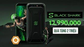 Mở hộp Xiaomi Black Shark Smartphone Gaming tốt nhất thế giới