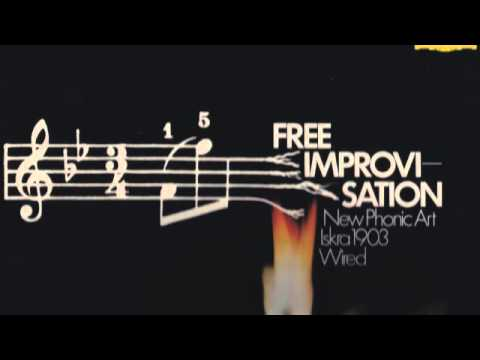 Wired - Free Improvisation (1974) FULL ALBUM