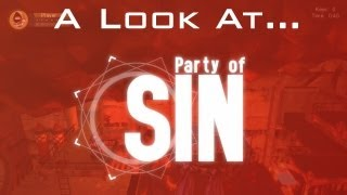 Party of Sin PC Gameplay, Opinion & First Impressions Review