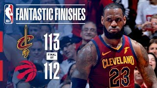 Download Down To The Final Second! Cavs vs Raptors Mp3 and Videos