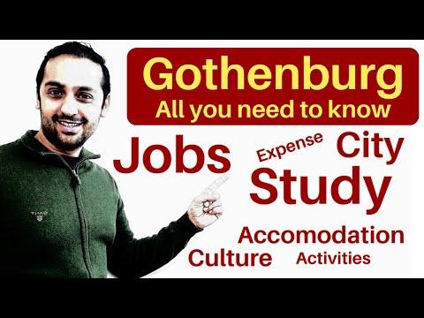 Information About Gothenburg In Sweden