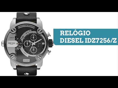 2ef123456fc Relogio Diesel Masculino IDZ7256Z - Лучшие приколы. Самое прикольное  смешное видео!