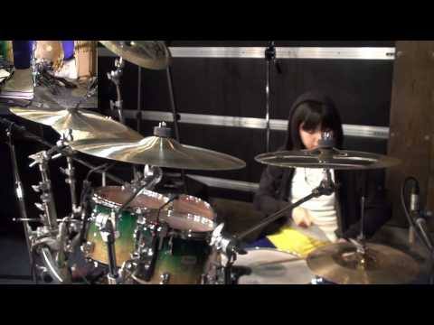 "K-ON!! ED   ""No, Thank You!""   drum cover 叩いてみた"