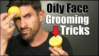 5 POWERFUL Ways To Control Oily Skin & STOP Shiny Face! (Home Remedies That Work)