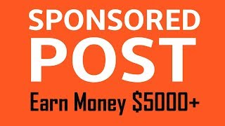 How to Monetize Your Website with Sponsored Content