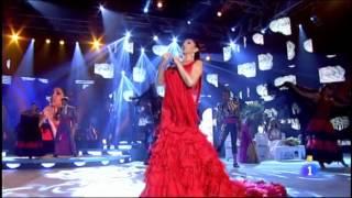 Isabel Pantoja - Capote De Grana Y Oro (Sabado Sensacional) 2014