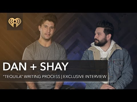 Dan + Shay Tequila Writing Process Explained  Exclusive Interview