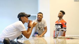 SMOKING IN OUR HOUSE PRANK ON AR'MON AND TREY!!! Subscribe To Perfe...