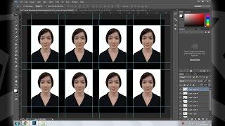 Vídeo 2 - Como fazer fotos 3x4 no Photoshop com seu celular e + dicas
