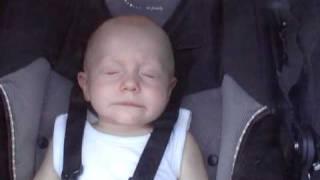 VERY FUNNY SLEEP TALKING BABY!