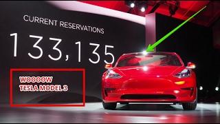 HOT NEW !!! Tesla Will Begin Pilot Production Model 3 on February 20