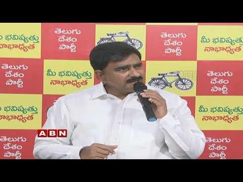TDP Devineni Uma Press Meet | ABN Telugu