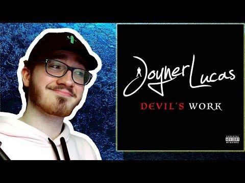 """Joyner Lucas """"Devil's Work"""" - REACTION/REVIEW"""