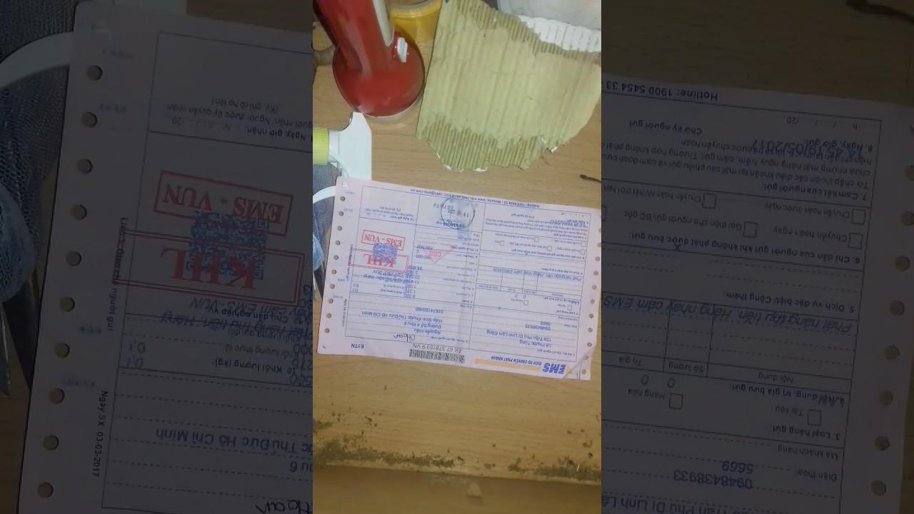 Mã bưu kiện là gì??? Cách kiểm tra bưu phẩm