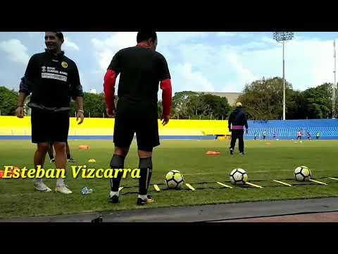 Esteban Vizcarra Dipanggil Timnas : Saya Harus Kerja Keras