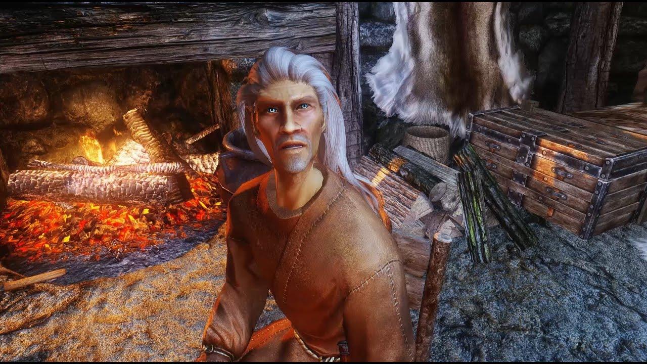 Skyrim mod spotlight 2016  The Men of Winter  [60FPS|1080p]