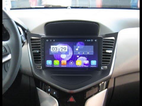 Штатная магнитола Chevrolet Cruze (2008-2013) Android ZOY-3057
