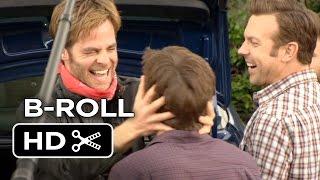 Horrible Bosses 2 B-ROLL 2 (2014) - Chris Pine, Jason Bateman Comedy HD
