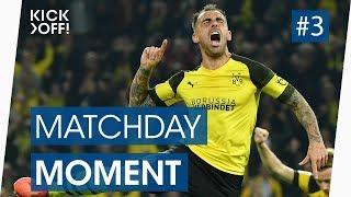 Paco Alcacer Dortmund Goal 🔥 Dortmund vs Frankfurt 🔥  First Shot = First Goal