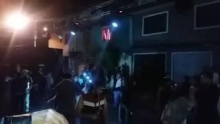 Sonido Míster Zamba en Lomas de Zaragoza . Corazón entristecido