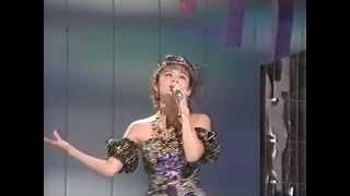 【HD】 田村英里子/虹色の涙 (1990年) TV音源版 田村英里子 検索動画 24