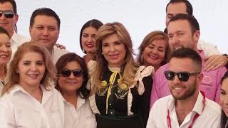 Inaugura gobernadora Expo Casa Canadevi 2018