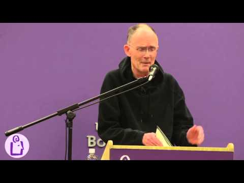 William Gibson at University Book Store - Seattle