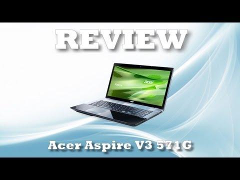 Acer Aspire V3 571G Quick Review (English)
