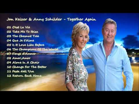 Jan Keizer & Anny Schilder - Together Again ( Full Album )☠