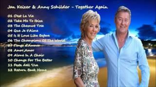 Jan Keizer & Anny Schilder - Together Again ( Full Album )☠