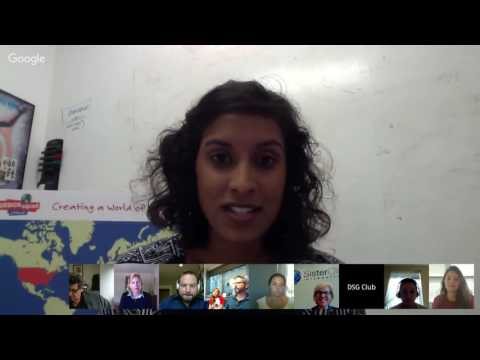 Design Squad Global - Global Collaboration Chat
