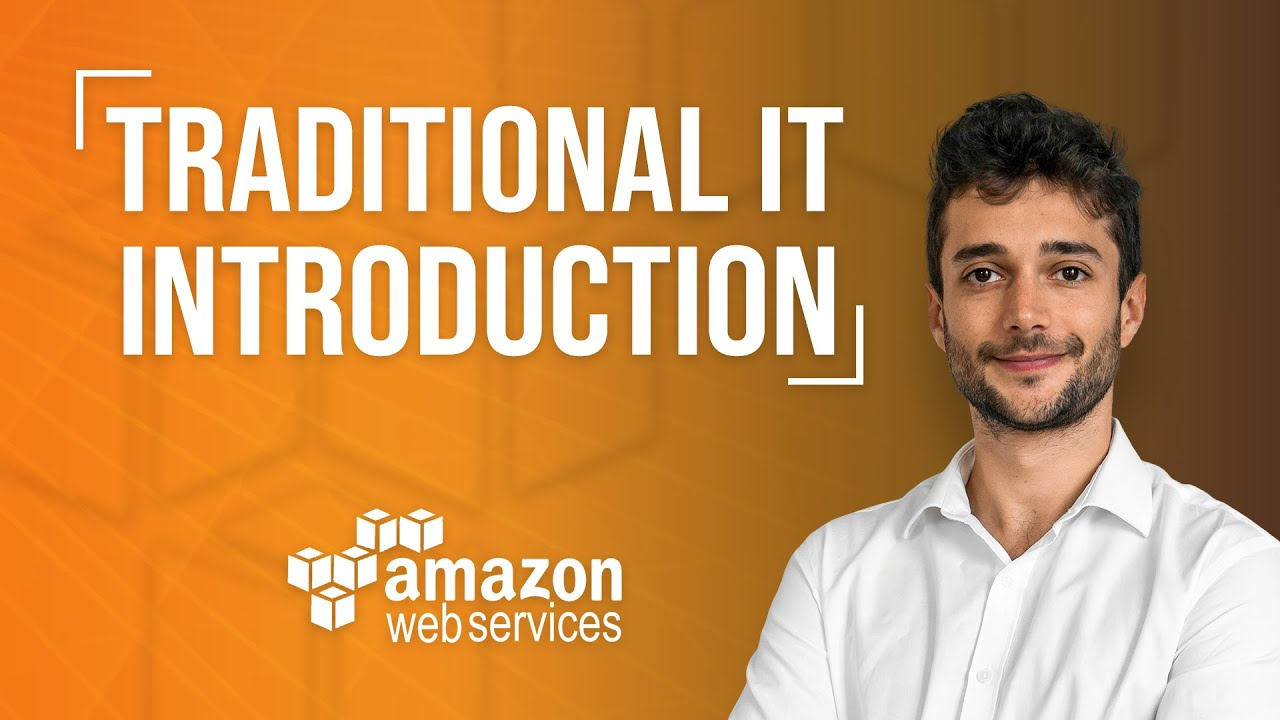 Traditional Servers & IT Introduction