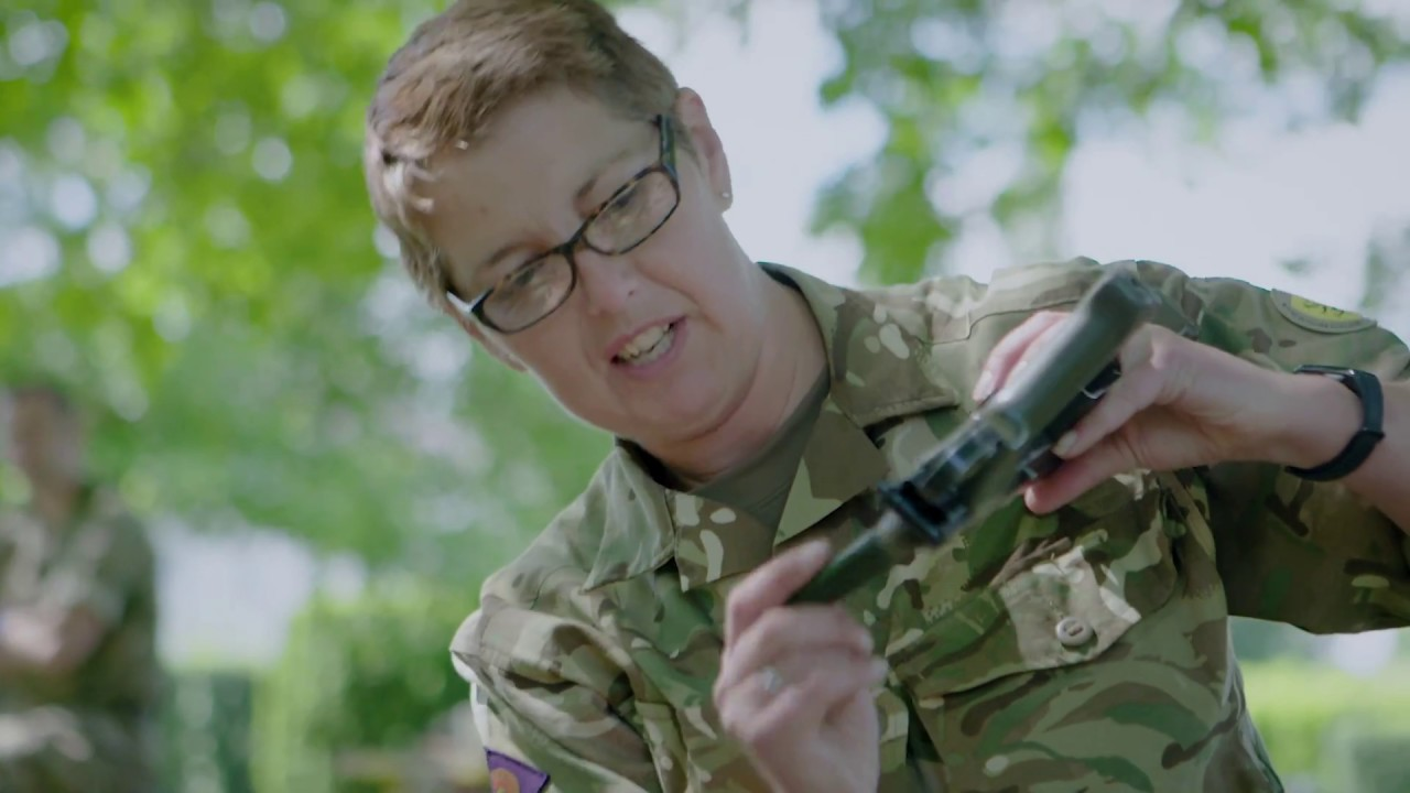 CCF Army Basic course for adult instructors – National Cadet Training  Centre, Frimley Park
