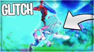 'NEW' GLITCH FORTNITE - VOLER IN CADDIE on FORTNITE Battle Royale!