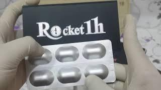Rocket 1h 🚀 Kéo dài thời gian cho nam giới - có bán lẻ - sản phẩm hot trên lazada sieuthi18 | 0974