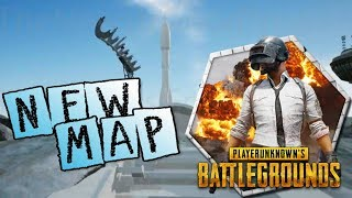 NEW MAP VEKENDI & SNOW | PUBG Mobile Update