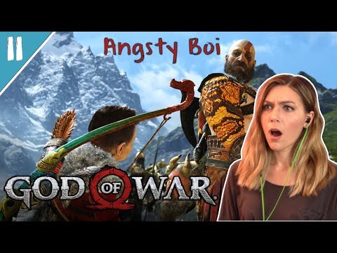 The Truth | God of War Pt. 11 | Marz Plays