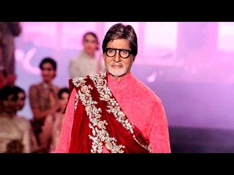 Amitabh Bachchan appointed WHO goodwill ambassador