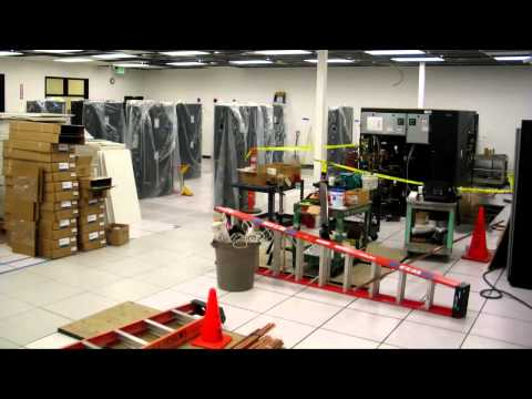 Server room construction in minutes - Source Computer Supply (http://www.sourcecomputersupply.com)
