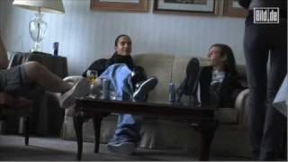 Bild - Tokio Hotel beschwipst in Madrid!