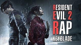 RESIDENT EVIL 2 RAP - Donde Reside el Mal | Keyblade