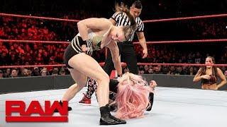 Ronda Rousey vs. Liv Morgan: Raw, Feb. 4, 2019