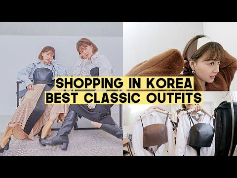 Shopping In Korea: BEST Place To Shop Classic & Modern Casual Outfits | Q2HAN