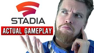 Is Google Stadia for You? – ACTUAL GAMEPLAY REVIEW!