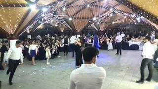 "Music and Dance in Georgia 🇬🇪🇹🇷Лезгинка и грузинский танец ""Ачарули"" на свадьбе"
