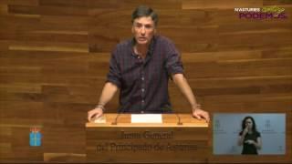 Dictamen Proyecto de Ley Plan Asturiano de Estadística