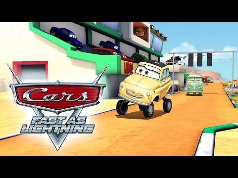 Cars: Fast as Lightning - Das brandneue Game für iOS, Android und Windows Phone | DISNEY HD